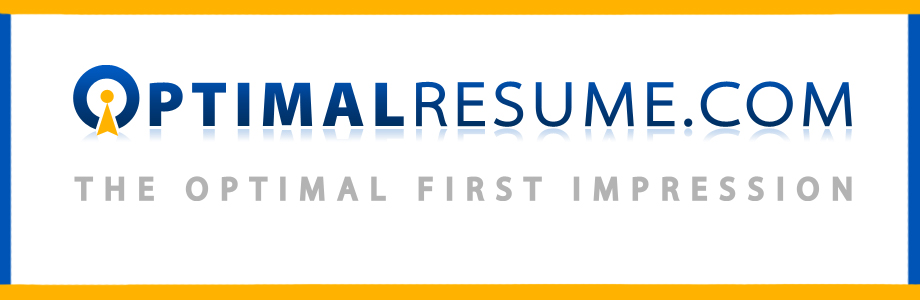 Optimal Resume  Optimal Resume