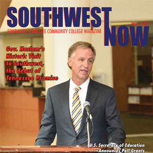 Southwest Now Magazine Winter 2016