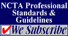 NCTA Professional Standard & Guidelines Logo